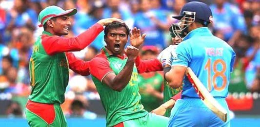বাংলাদেশ ভারত বিশ্বকাপ