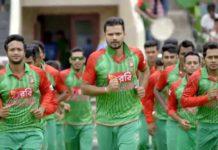 মাশরাফি এবং বাংলাদেশ ক্রিকেট টিম।