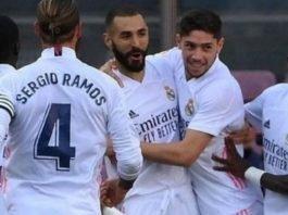 Real Madrid's El Clasico win over Barcelona