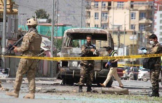 Bloody Kabul, 5 Killed In Rocket Attacks